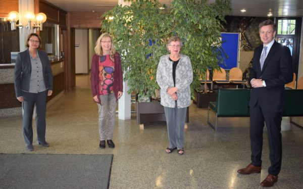 Landratsamt Hof; Landkreis Hof; Gesundheitsamt Hof; Ruhestand